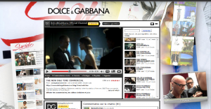 Dolce&Gabbana Youtube