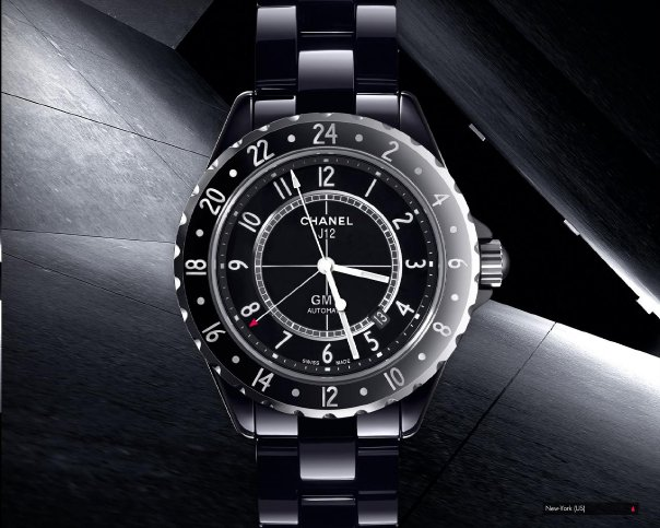 Screensaver Chanel Horloge (1)