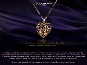 Boucheron Twitt'Heart
