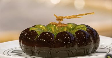 Recette de l'entremet au chocolat des champions du monde 2015